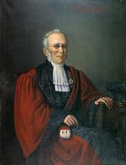 Le Chevalier - Portrait de Jean-Marie-René Le Coq-Kerneven