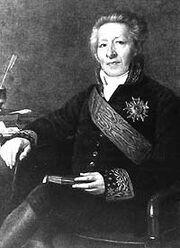 Antoine,comte LAFOREST