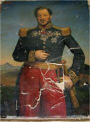 Juliard - Portrait du Lieutenant-général Paul-Marie Rapatel
