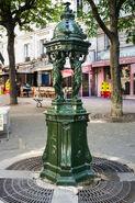 Fontaine Wallace Place Toudouze 9°