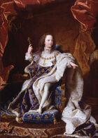 Koning Lodewijk XV- Child