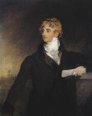 portrait de Richelieu en 1818