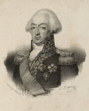 François Étienne, comte de Rosily (1748-1832) détail