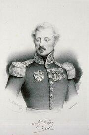 Maurin - Baron Marc-François-Jérôme Wolff, Lieutenant-Général