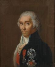 Baron Francois Gerard (1770-1837) - Duc de Bassano