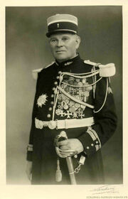 Colonel Adrien Henry