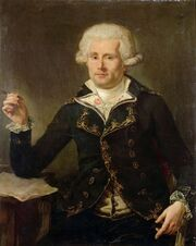 Ducreux - Louis Antoine de Bougainville