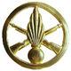 Insigne de béret de l'infanterie