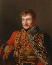 Deschamps - Captain Jean-Baptiste César Paulée, 1813