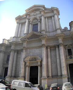 Image illustrative de l'article Santa Maria in Portico (titre cardinalice)