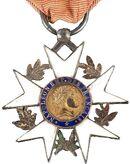 Légion d'honneur Aigle d'Argent Type 1 avers