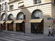 Rue du Faubourg-Saint-Honoré, Paris May 2006