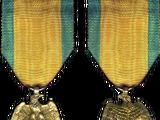 Liste des récipiendaires de la médaille militaire/1870