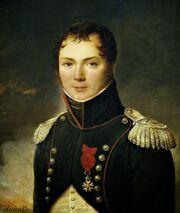Riesener - Le colonel baron C.-C. Jacquinot (1772-1848) en tenue de colonel du 11e chasseurs à cheval