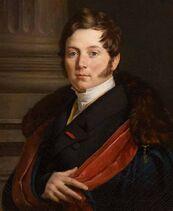 Portrait d'Henri Etienne Edmond de Victurnien de Beauvau, prince de Craon