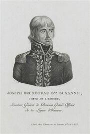 Tassaert - Joseph Bruneteau (1760-1830), général-comte de Sainte-Suzanne