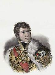 Jean-Andoche Junot, duc d'Abrantès, dit «la Tempête»