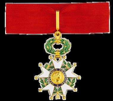 Légion d'honneur (Commandeur, Ve République)