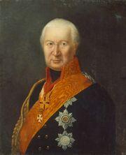 Field Marshal Friedrich Adolf Graf Von Kalckreuth, after 1807