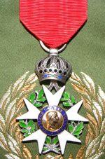 Légion d'honneur Chevalier Type 3 avers