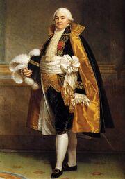 Albert Gregorius - Portrait de Charles A. Chasset