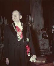 René Coty - Grand collier de la Légion d'honneur 2