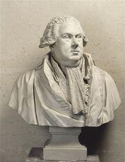 Buste de Louis-Joseph-Charles-Amable d'Albert, duc de Luynes, sénateur (1748-1808)
