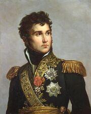 Julie Volpelière (d'après Gérard) - Le maréchal Lannes (1769-1809), 1834