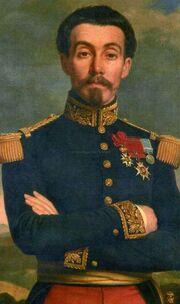 Charles Ferdinand Latrille, Comte de Lorencez (1814-1892)