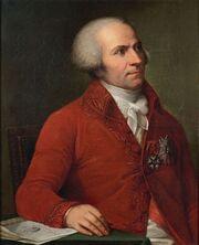 Andrea Appiani - Portrait de Claude-Louis Petiet