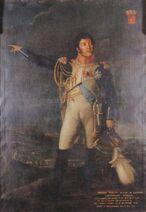 Pierre-Robert Lanusse Général de Division Baron de l'Empire 1768-1847