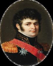 Miniature du général Rivaud de la Raffinière