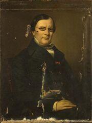 Tremblay - Portrait du poète rennais Édouard Turquety