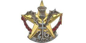 Insignes régimentaires du 26e régiment d'infanterie