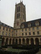 Cloître du lycée Henri IV
