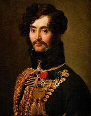 François Gédéon Bailly de Monthion (1776-1850)