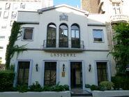Restaurant Lasserre avenue Franklin D. Roosevelt Paris