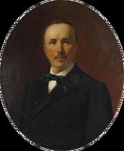 Birotheau - Portrait de Jean-Baptiste Martenot