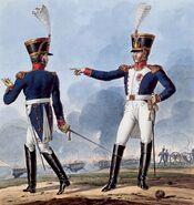 Grande Armée - Line Infantry - Chef de Bataillon & Colonel