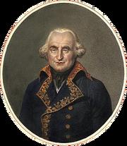 Portrait du général Férino