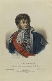 Delaporte - H.J.G. Clarcke, duc de Feltre