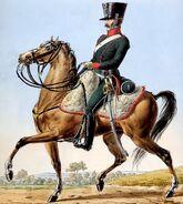 Grande Armée - 1st Regiment of Chasseurs à Cheval