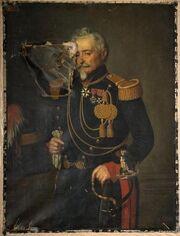 Juliard - Portrait du Colonel Rapatel