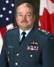 Eric A. Rick Findley official portrait
