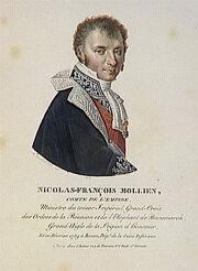 Velyn - Nicolas-François Mollien, comte de l'Empire, né en février 1759 à Rouen