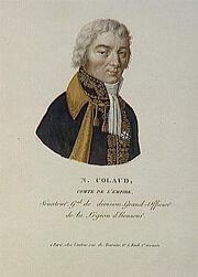 Maurepin - N. Colaud, comte de l'Empire