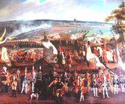 Polish-Saxon army in 1732
