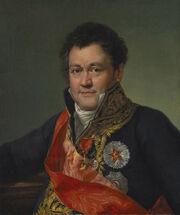 Vicente López y Portaña - Philippe Gaétan Mathieu de Faviers (1761-1833)