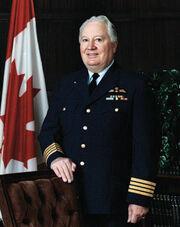 Lorne RodenBush -- Canadian observer during the War in Vietnam