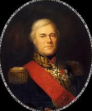 Baron Auguste Gabriel d'Aboville